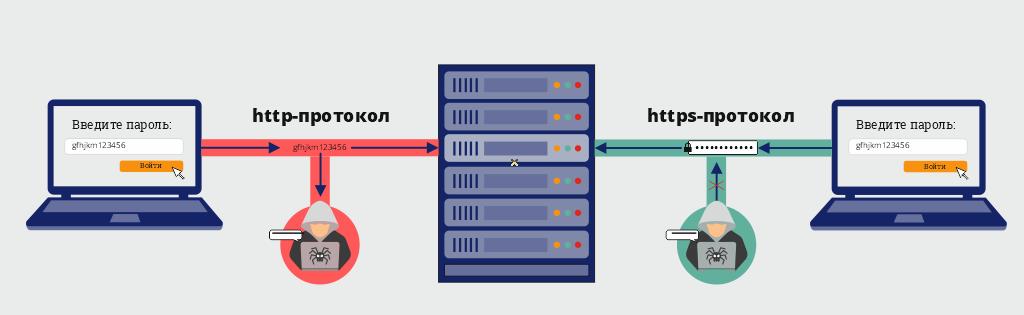 Протокол HTTP и HTTPS